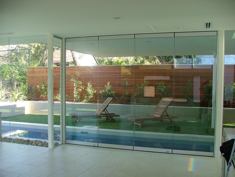 Glass bifold doors - Glass Bifold Doors